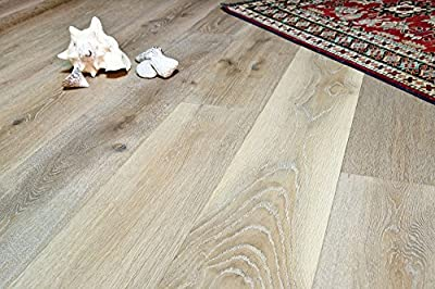 """Wide Plank 7 1/2"""" x 5/8"""" European French Oak (Arizona) Prefinished Engineered Wood Flooring Samples at Discount Prices by Hurst Hardwoods"""