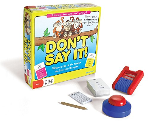 Pressman Don't Say It Game - http://coolthings.us