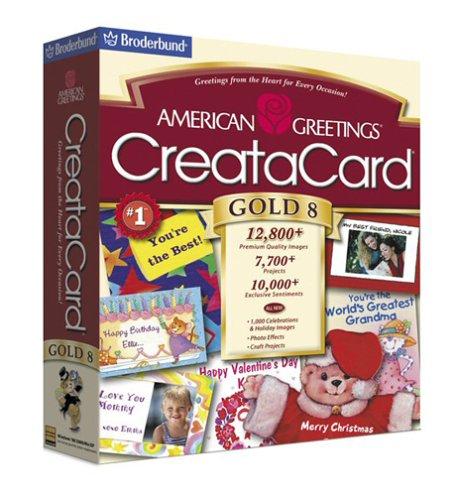 New american greetings create a card amazon com creatacard plus.
