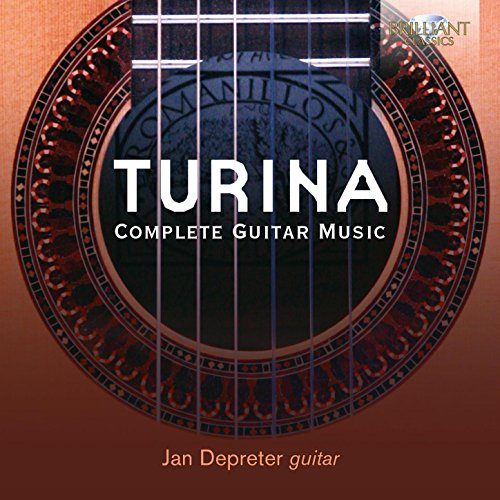 Turina: Complete Guitar Music (Complete Guitar Music)