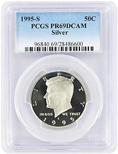 Dollars 1995 Silver Proof - 5