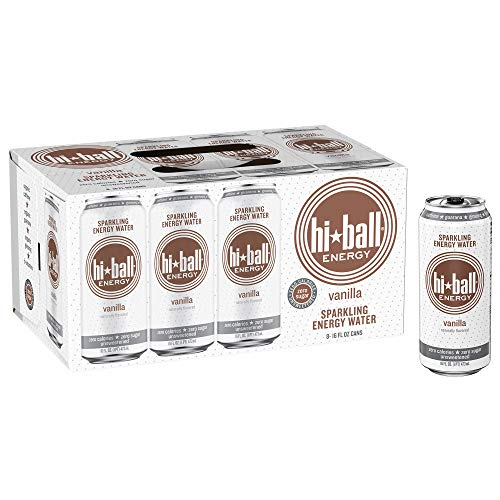 Hiball Energy Vanilla Sparkling Calorie product image