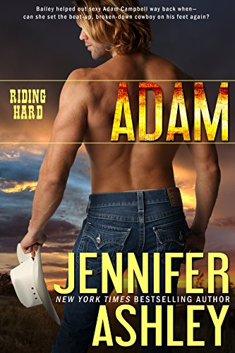 Adam (Riding Hard Book 1) (Best Western Broken Hill)