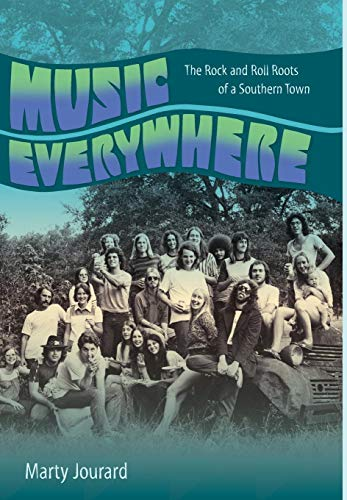 Floridian Red Vinyl - Music Everywhere: The Rock and Roll Roots of a Southern Town