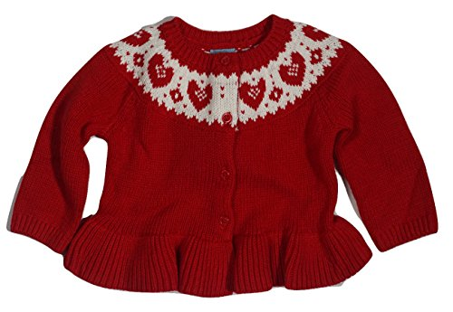 baby-gap-baby-girls-heart-sweater-dress-18-24-months-31-33-in-red