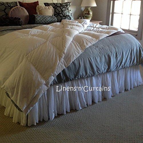 white-voile-fuller-ruffle-bed-skirt-velcro-detachable-option
