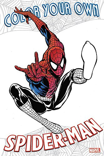 Color Your Own Spider-Man]()