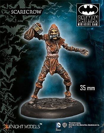 arkham city scarecrow knight models k35bac012 dc batman amazon co
