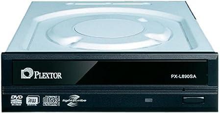 Plextor Px-l890sa Dvd-writer - Internal Double-layer - Dvd-ram/r/rw - 24x 8x 16x (dvd) - 48x 24x 48x (cd) - Serial Ata
