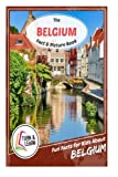 The Belgium Fact and Picture Book: Fun Facts for Kids About Belgium (Turn and Learn)