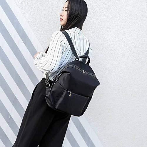 di colore caramella femminile verde donne creativa Borsa di di di moda Panno cuoio per a femminile borsa colore con puro nero Oxford menta multifunzionale tracolla semplice Borsa di le xqWwnpwX6C