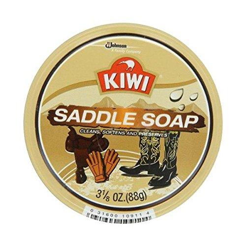 KIWI Saddle Soap 3 1/8 oz ()