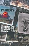 Patriots, Christian G. Appy, 067003214X