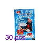 twbbt 30 pcs DIY Instant Artificial Snow,Reusable Xmas Magic Christmas Arts and Crafts, Festival Decoration