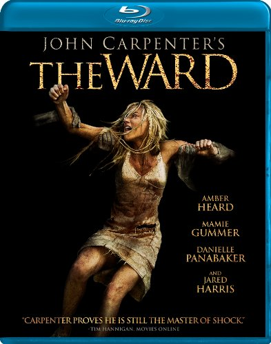 The Ward [Blu-ray]