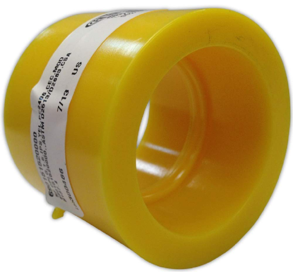 Georg Fischer 690020220000 2 inch IPS x Socket Fusion Straight HDPE Coupling