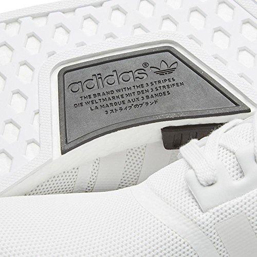Adidas Nmd R1 Bb1968 Hvit / Sort (menns 10.5, Hvit / Sort)