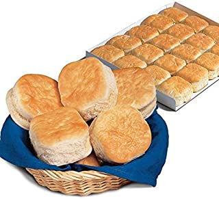 product image for Bridgford Layer Pack, Old South Buttermilk Biscuits, 100 count