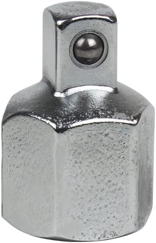 Larcele Due Vie Regolabili Chiave del Filtro Olio con Lo Strumento di Rimozione 3-Jaw LQQBS-01 Mascella Rotonda,3//8inch