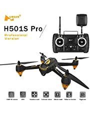 Hubsan H501S X4 Brushless FPV Drone 5.8G RC Quadcopter RTF