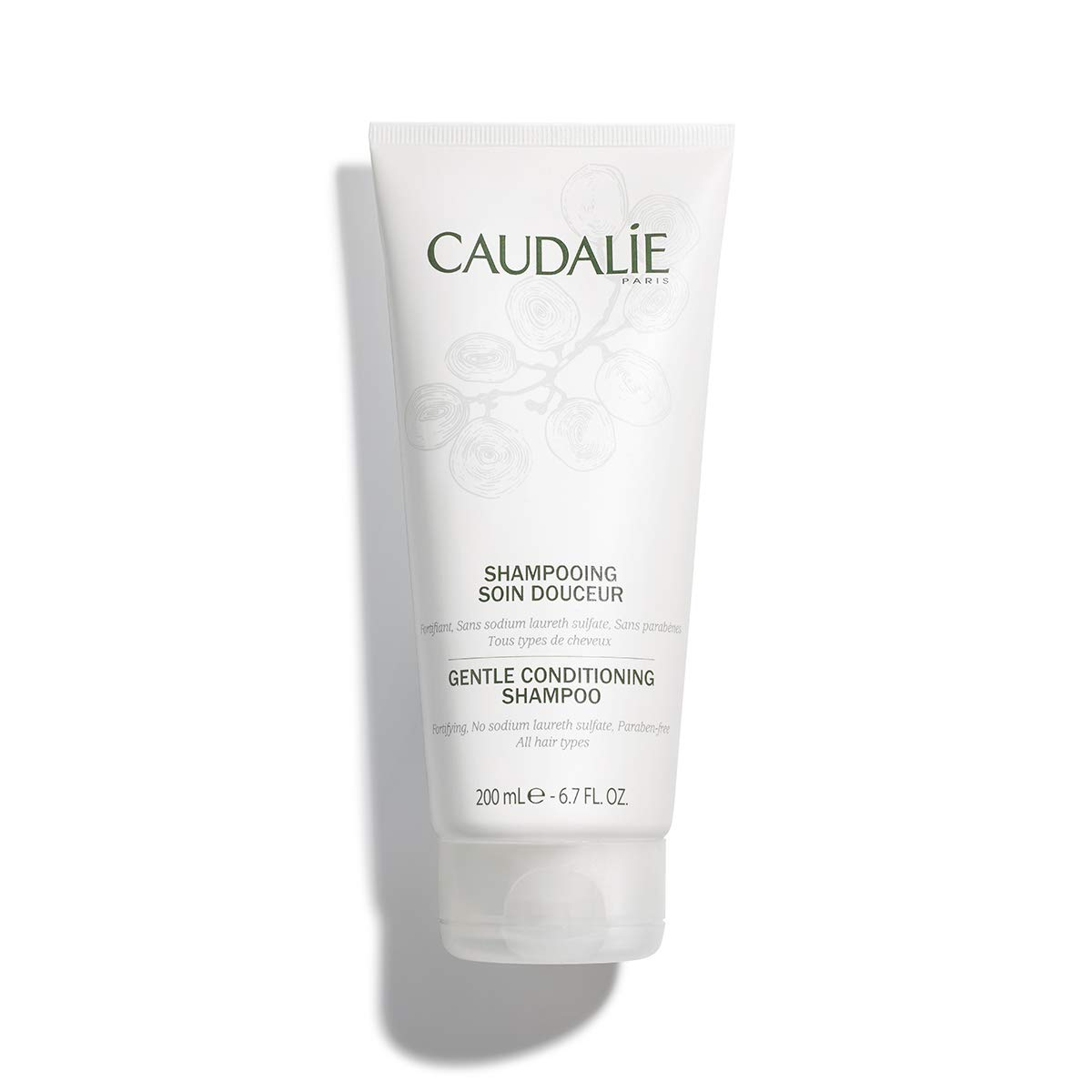 Caudalie Gentle Conditioning Shampoo, 6.8 Ounce