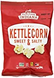 Popcorn Indiana Gourmet Original Popcorn Kettlecorn Popped 1 Oz. (Pack of 24)