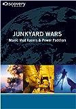 Junkyard Wars - Manic Mud Racers & Power Paddlers