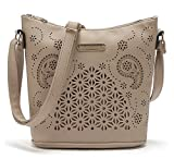 Best Fashion Tote Purses - Tibes Hollow Shoulder Bag Fashion Wild Lady Crossbody Review