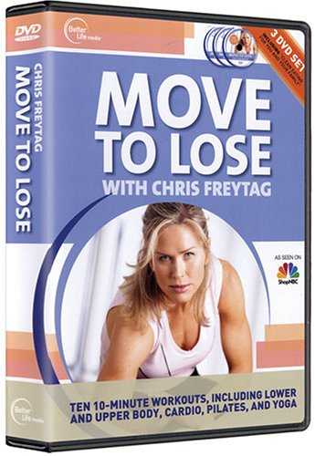 Move To Lose with Chris Freytag (Chris Merchandise compare prices)