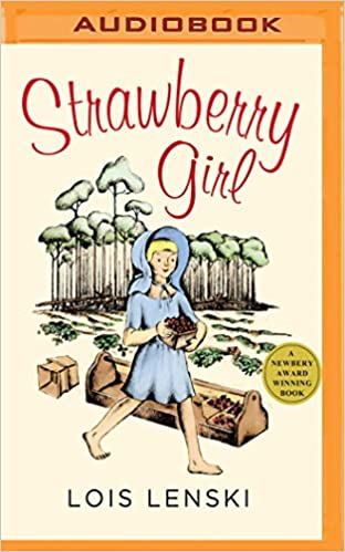 Buy Strawberry Girl Book Online at Low Prices in India | Strawberry