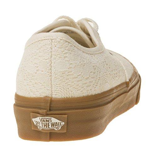 Blanc Vans Mode Femme Authentic Baskets InS1Tw