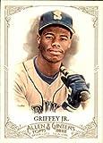 2012 Topps Allen & Ginter Baseball Card #212 Ken Griffey Jr. Near Mint/Mint