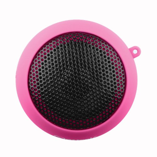 Naztech Boom Speaker with Card Slot for Playback/Apple