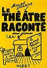 Le théâtre raconté aux jeunes : Le grand théâtre a toujours été civique, des Grecs à nos jours par Degaine
