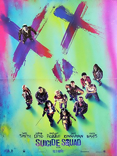 Suicide Squad (2016) (Movie)