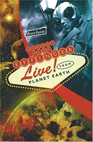 book cover of Live! from Planet Earth