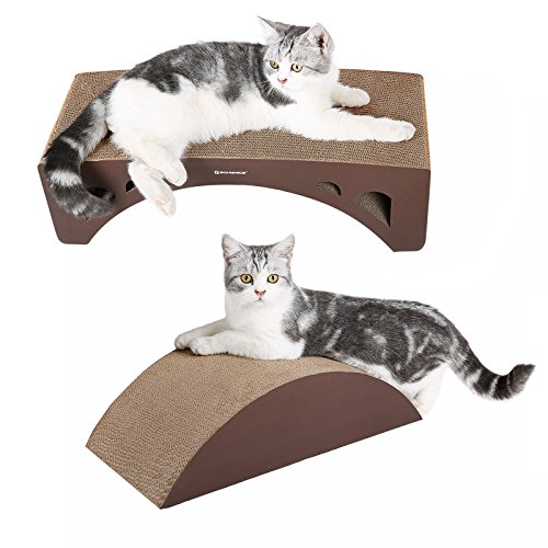 SONGMICS Scratcher Lounge Cardboard UPCS60Z