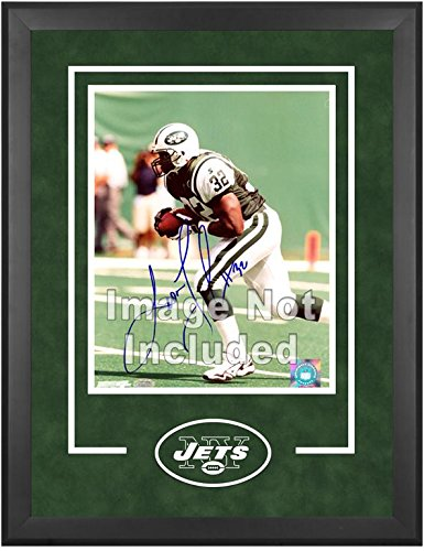 New York Jets Deluxe 16x20 Vertical Photograph Frame by Mounted Memories