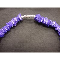 Puka Shell Purple 18