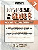 Let's Prepare for the 8th Grade Math Assessment, Anne M. Szczesny, 0764118722