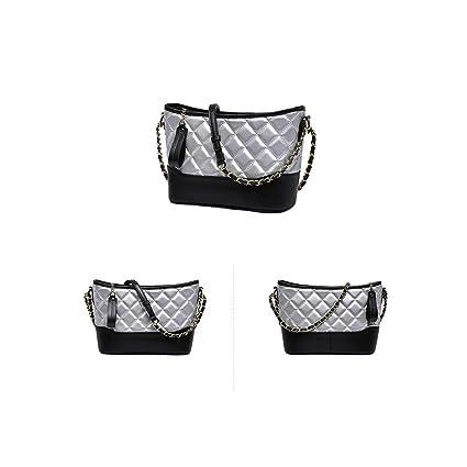 8818389ca4de Amazon.com : Kalunma Top 100% Leather Womens Handbags Shoulder Bags ...