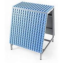 [Patrocinado] uniplay suave bloques de construcción Play Station (Una sola cara), Juguetes educativos y creativos. Material de calidad alimentaria (antibacteriano), no tóxico, 100% seguro para niños, bebés, niños, preschoolers