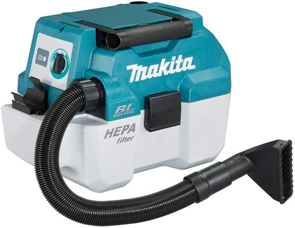 Makita DVC750LZX1 - Aspiradora (18 V, sin batería ni cargador ...