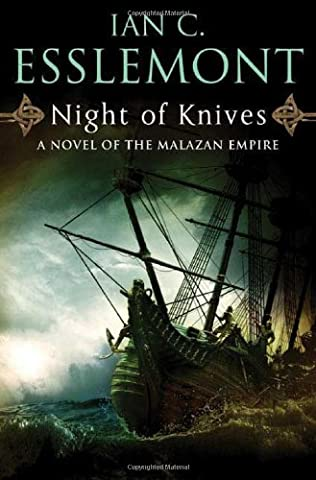 book cover of Night of Knives