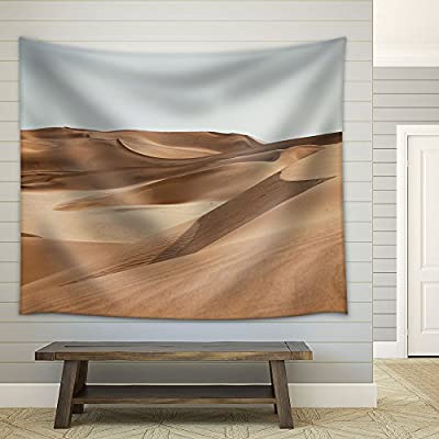 Crafted to Perfection, Dazzling Object of Art, Landscape of Desert Fabric Wall