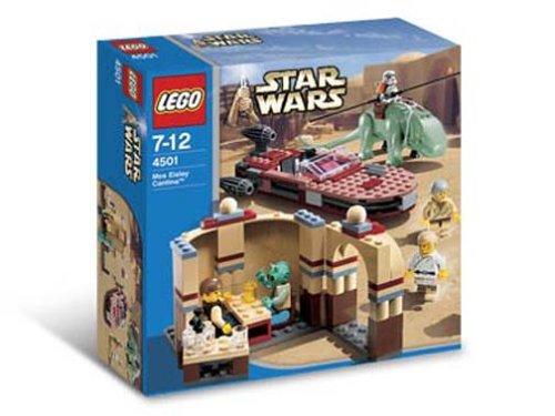 Lego Star Wars Mos Eisley Cantina - 4501 (Lego Star Wars 4501)