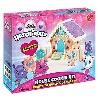 Create A Treat Hatchimals House Cookie Kit 40 ounces