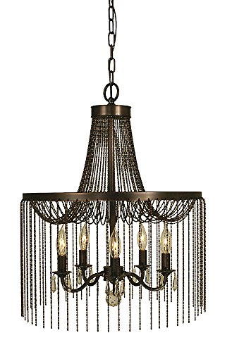 Siena Four Light Pendant in US - 5