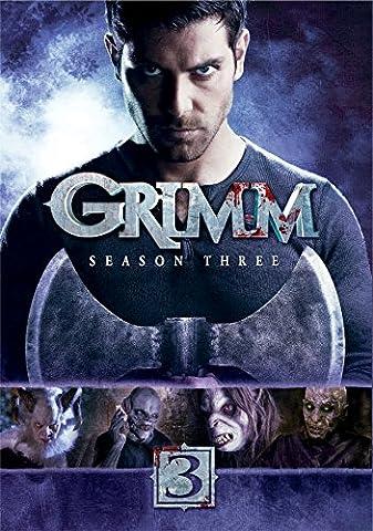 Grimm: Season 3 (Grimm Dvd Season 4)