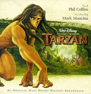 CD : Soundtrack - Tarzan (1999) (CD)